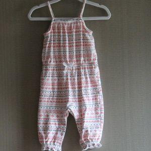 Baby Girl Romper 3-6m